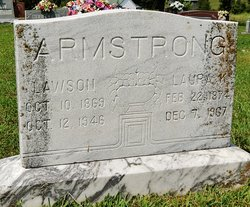 Laura <I>Keeling</I> Armstrong