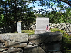 Jeremiah Clough Burial Site