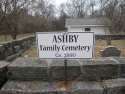 Ashby Family Cemetery #1
