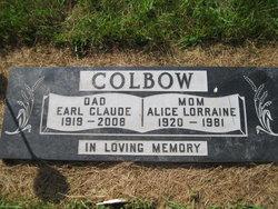 Alice <I>Lillejord</I> Colbow