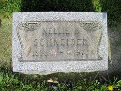 Nellie Blanche <I>Ryker</I> Schneider