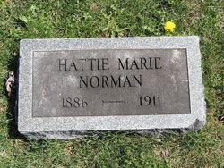 Hattie Marie Norman