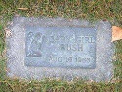 Baby Girl Bush