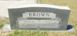 Alice Lorene <I>Shirley</I> Brown