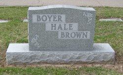 Alleyne B <I>Huyck</I> Boyer