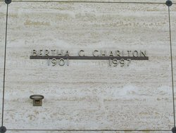 Bertha C <I>Propp</I> Charlton