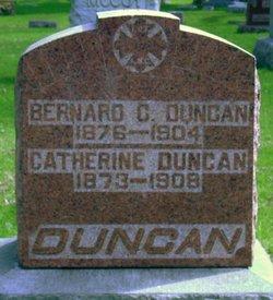 Catherine <I>Sheets</I> Duncan