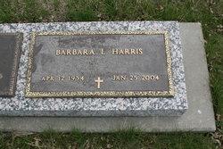 Barbara L <I>Bigley</I> Harris