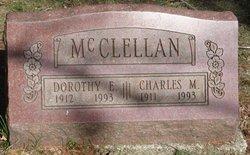 Dorothy Eloise <I>Smith</I> McClellan