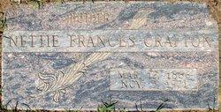 Nettie Frances <I>Prince</I> Crafton