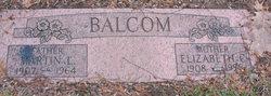 """Elizabeth Christina """"Betty"""" <I>Maul</I> Balcom"""