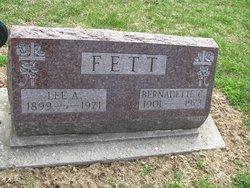 Bernadette C <I>Mayer</I> Fett