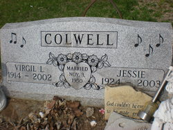 Jessie <I>Allington</I> Colwell