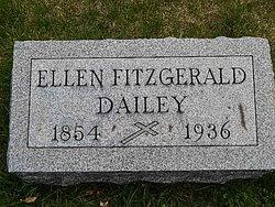 Ellen <I>Fitzgerald</I> Dailey