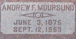 Andrew Fleming Moursund, Sr