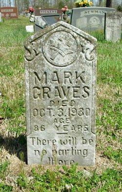 """Markus George """"Mark"""" Graves"""