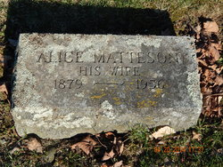 Alice Mae <I>Matteson</I> Stafford