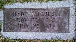 Clyde Hilbert Barrett