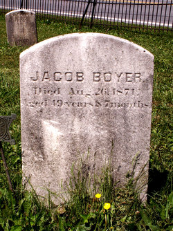 Jacob Boyer