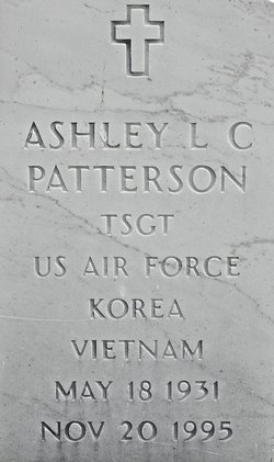 Ashley L C Patterson