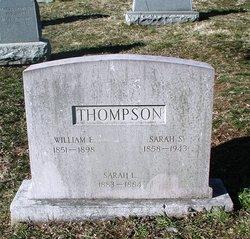 Sarah Lillian Thompson