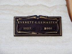 Everett G. Lemaster