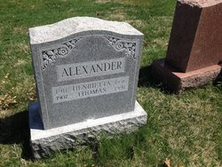 Anna Henrietta <I>Skelly</I> Alexander