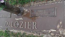 Mae <I>Frazier</I> Delozier