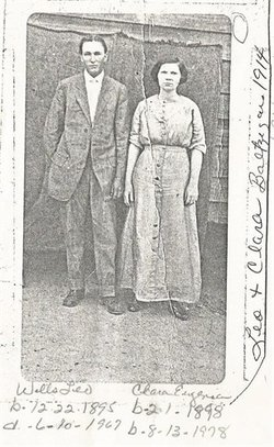 Clara <I>McMillan</I> Baltzegar