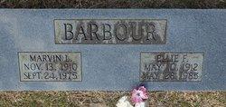 Marvin Lovejoy Barbour