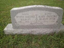 Mary Pauline <I>Hoffman</I> Ryan