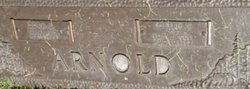 "Joseph Fielding ""Red"" Arnold"