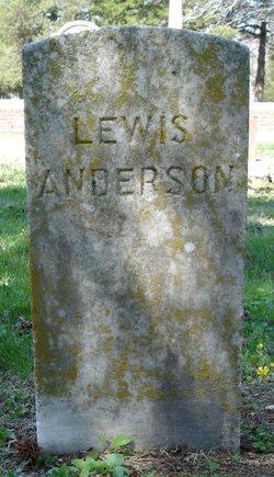 Lewis Anderson, Jr