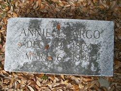 Annie E. Argo