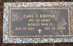 Carl G. Kieffer