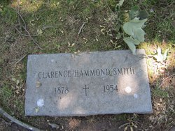 Clarence Hammond Smith