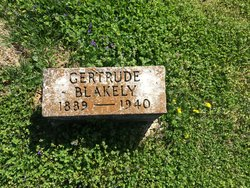 Gertrude <I>Smith</I> Blakely