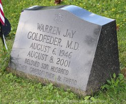 Dr Warren Jay Goldfeder