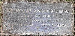 "Nicholas Angelo ""Nick"" Di Dia"