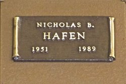 Nicholas N Hafen