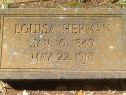 Louisa <I>Steinkamp</I> Herman