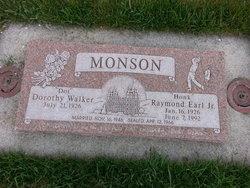 "Raymond Earl ""Honk"" Monson, Jr"