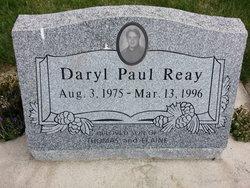 Daryl Paul Reay