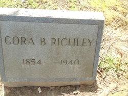 Cora Bell <I>Reasor</I> Richley
