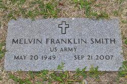 """Melvin Franklin """"Frank"""" Smith"""