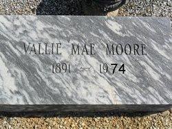 Vallie Mae Moore