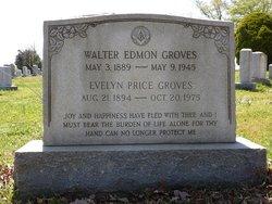 Evelyn <I>Price</I> Groves