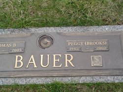 Peggy Colleen <I>Brooks</I> Bauer