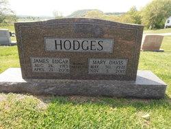 Mary Elizabeth <I>Davis</I> Hodges