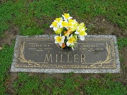 Clayton A Miller